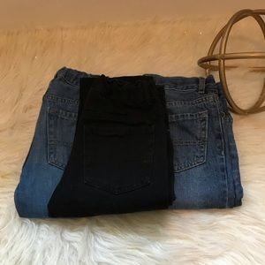 Lot of 3 children's place skinny jeans